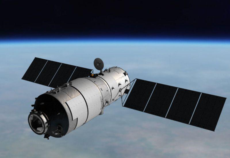Estação espacial Tiangong-1 pode cair durante a Páscoa