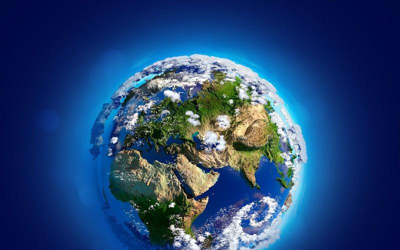 De onde a Terra obteve toda a sua água?