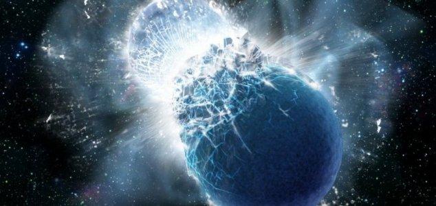 Buraco negro pode ter engolido uma estrela de nêutrons