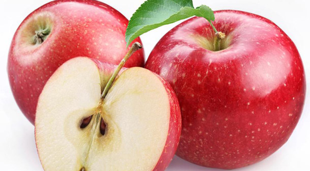 Germes encontrados nas maçãs podem ser bons para você