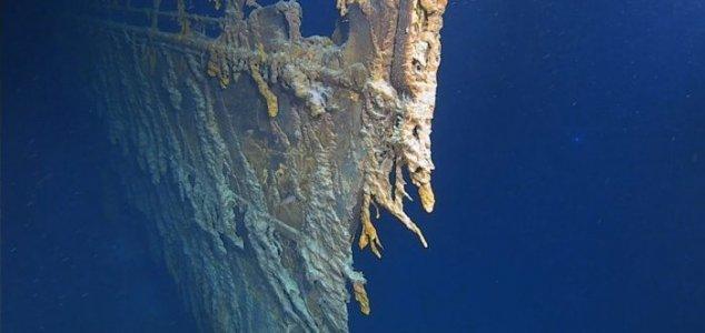 Empresa tenta remover artefatos do Titanic