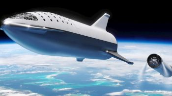 Musk: 'Starship 2.0 pode ser duas vezes maior'
