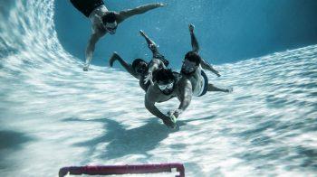 Regras do campeonato subaquático de torpedos