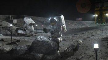NASA: primeira mulher a andar na Lua em 2024