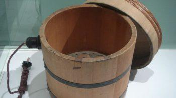 Um dos primeiros produtos da Sony: uma panela elétrica de arroz